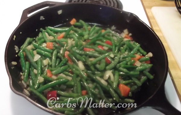 how to cook tender fresh green beans