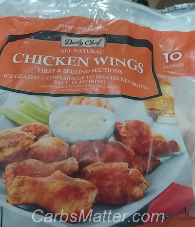 how to make frozen chicken wings in the oven